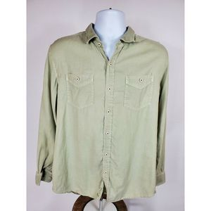 Tommy Bahama Jean Island L/S Button Down Large